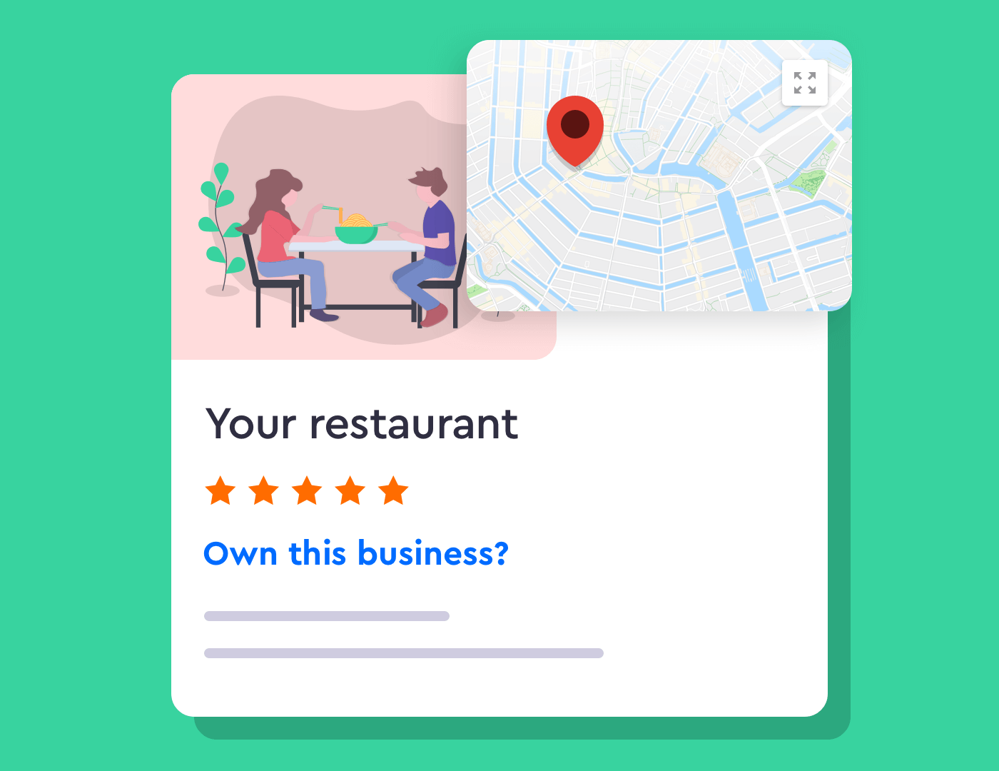 How to claim your restaurant on Google with Google My Business