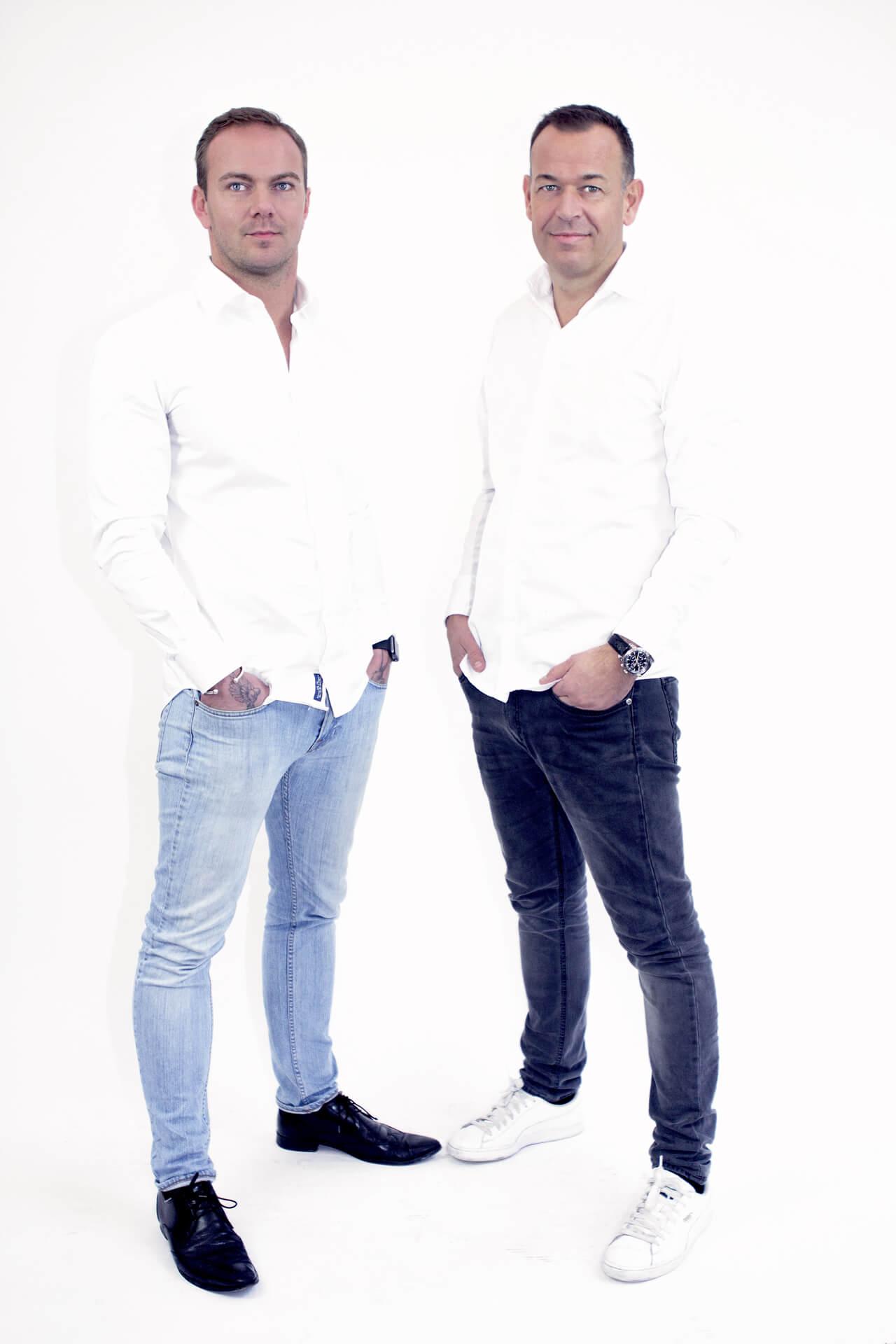 Formitable gebruiker Richard van Oostenbrugge en Thomas Groot